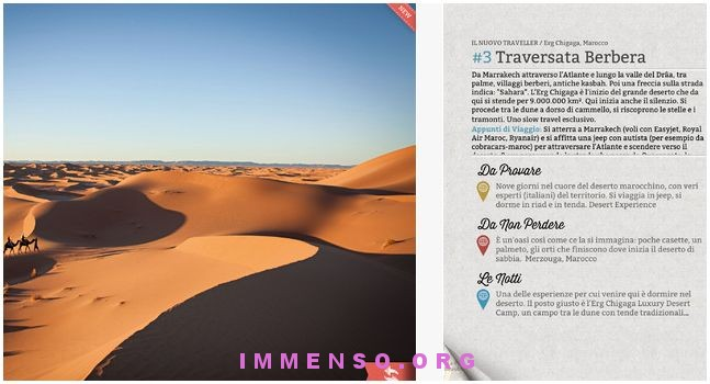 app traveller cards