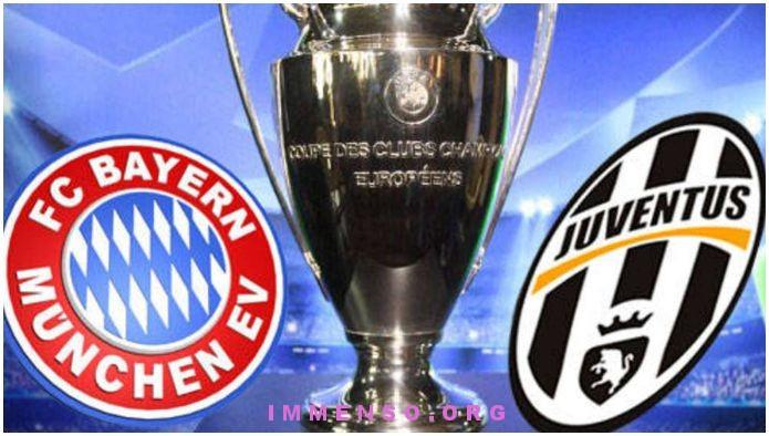 bayern juventus champions league