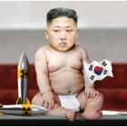 fotomontaggio kim jong un