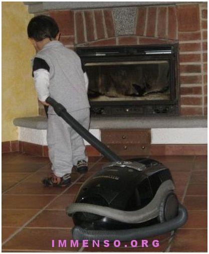 aspirapolvere manutenzione