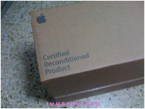 prodotti ricondizionati apple