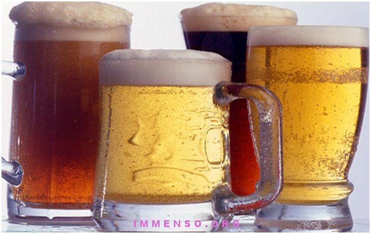 usare birra per pulire