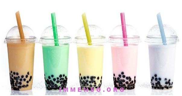 ricetta bubble tea