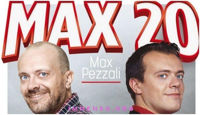 max 20 album max pezzali