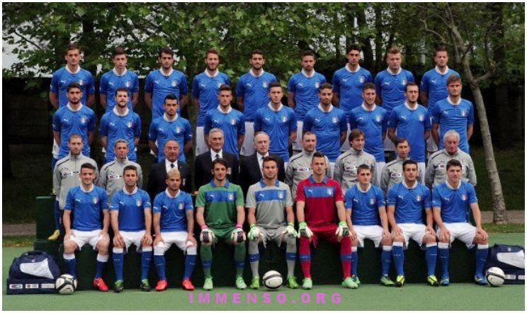 under 21 italia