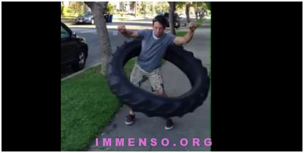hula hoop pneumatico