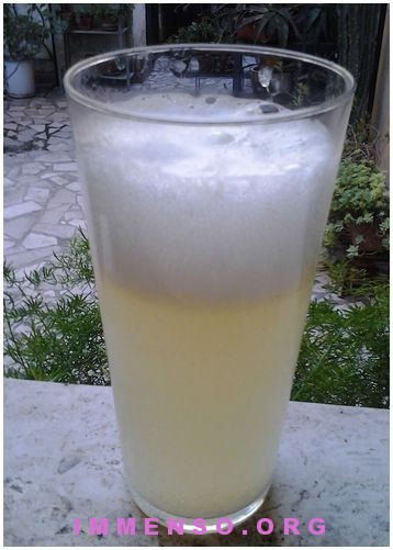 limonata col sale