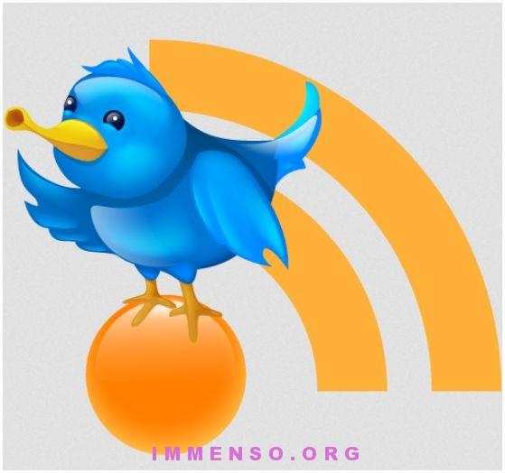 twitter feed rss