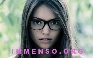 belle ragazze con occhiali 14
