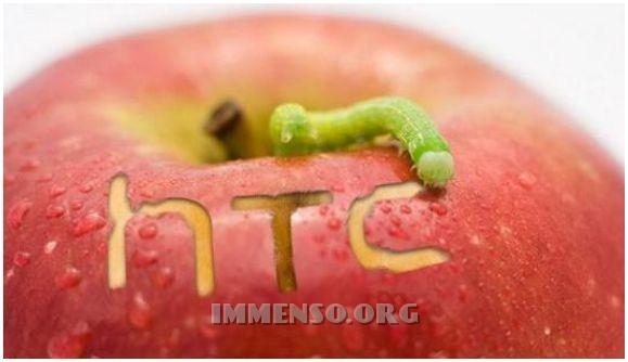 htc critiche ad apple