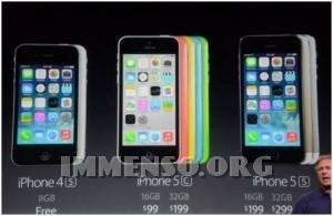iphone 5c caratteristiche