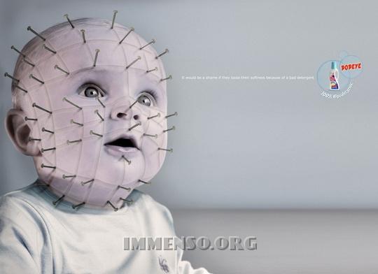 pubblicita shock campagna sociale 28