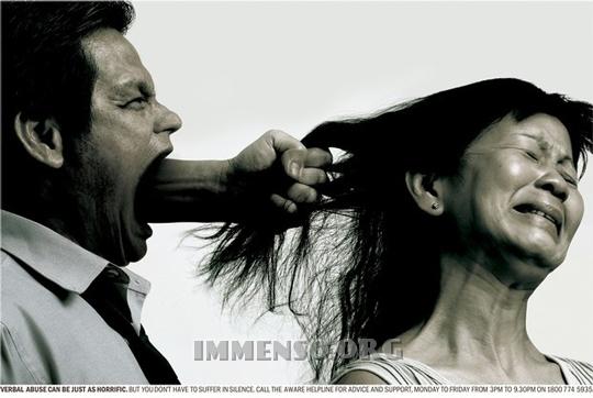 pubblicita shock campagna sociale 33