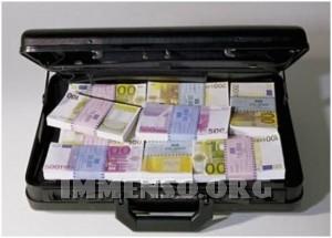 soldi smarriti valigia