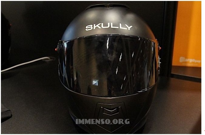 casco android skully
