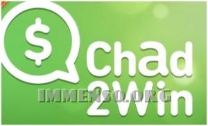 chad2win sms gratis