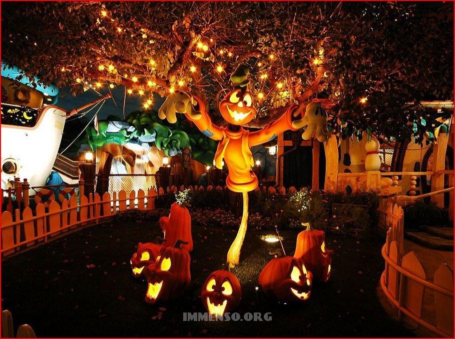 halloween dove andare