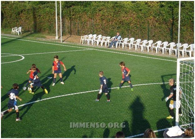 partita calcio bambini