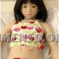 bambola gonfiabile bambina