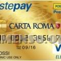 postepay carta roma