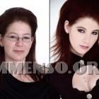 prima e dopo il trucco - foto donne 162