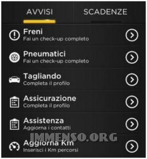 app scadenza assicurazione auto