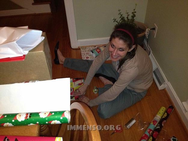 incartare regali senza gatti