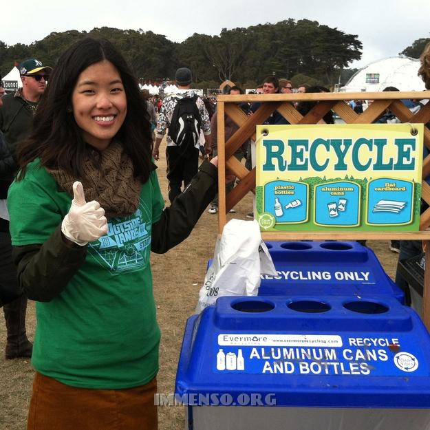 riciclare rifiuti senza gatti