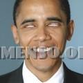 bocca al posto di occhi barack  obama 08