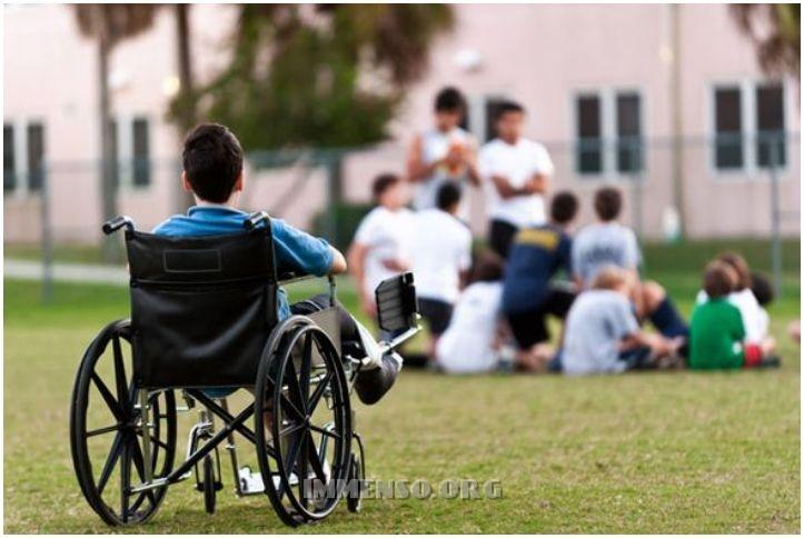 disabile gita scolastica