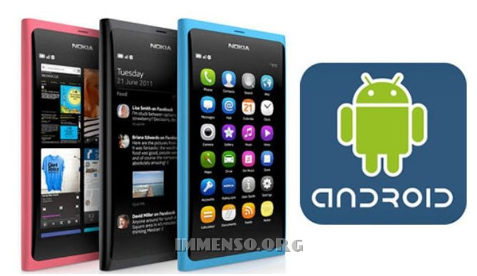 nokia smartphone android