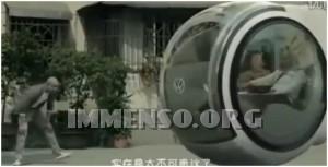 macchina volante volkswagen