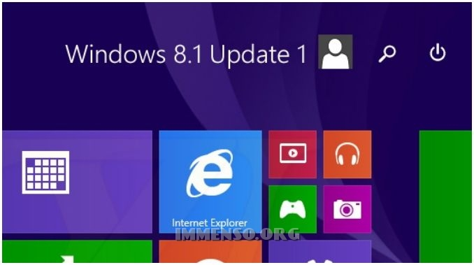 windows 8.1 aggiornamento