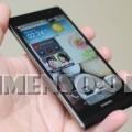 Ascend P7 huawei smartphone