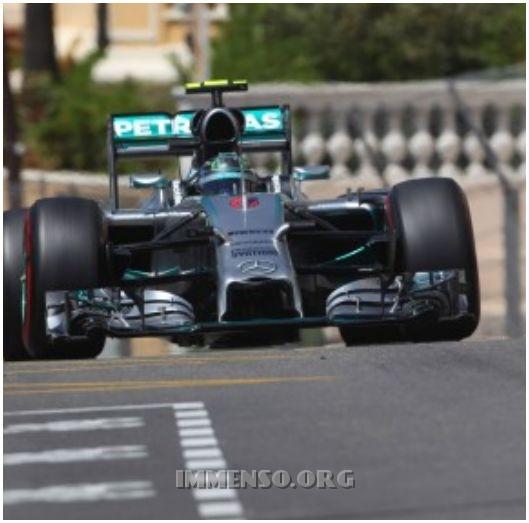 pole position rosberg formula uno