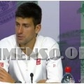 Novak Djokovic tennis