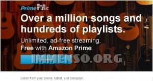 amazon musica streaming