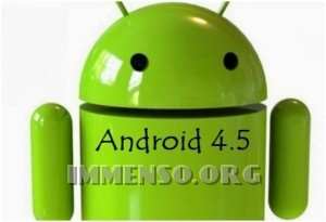 android 4.5 logo