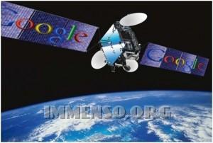 internet satellite google