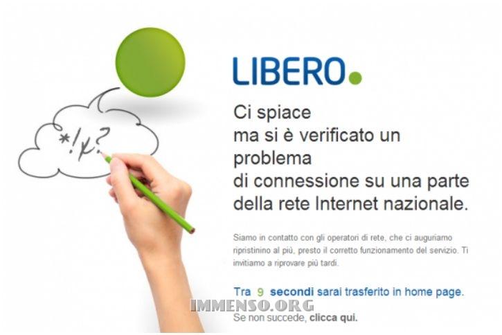 internet wind infostrada rete cellulare offline problemi