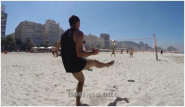 mondiali calcio brasile go pro