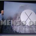 sistema operativo OS Yosemite
