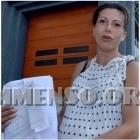 torino donna incinta multata a piedi