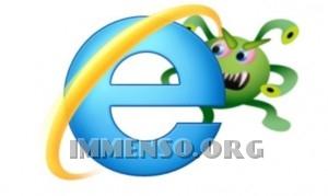 internet explorer pericolo