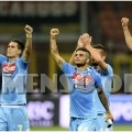 Napoli Champions League foto