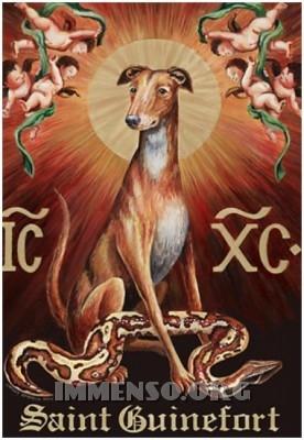 guinefort cane santo
