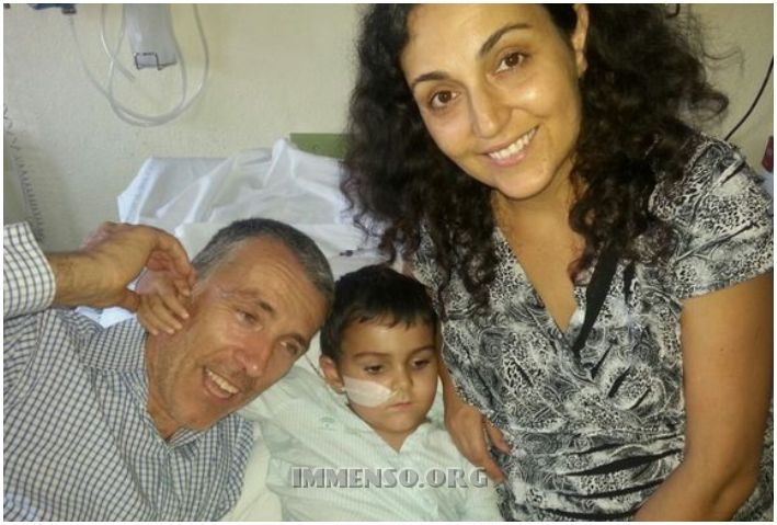 Ashya King famiglia ospedale