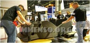 realizzazione auto con stampante 3d