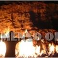 yanar dag collina fuoco