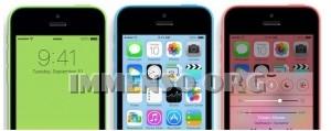 iphone 5c versioni tre colori